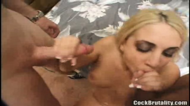 Britney Madison loves the taste of cock.