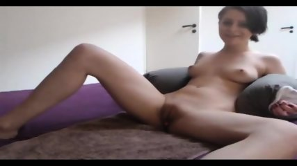 Hot Teen Camgirl Paying With Pussy