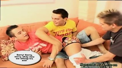 Cute boys being spanked gay Boys Changing The Game!