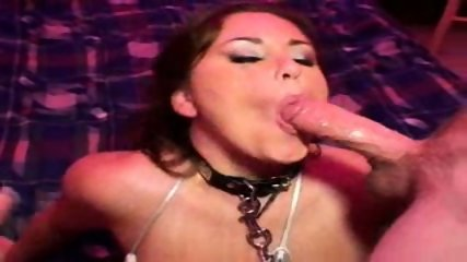 Slavegirl being used - scene 8