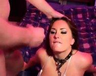 Slavegirl being used - scene 9