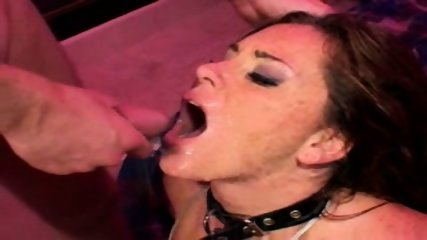 Slavegirl being used - scene 10