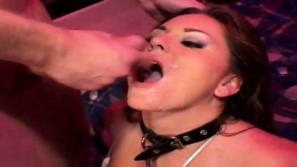 Slavegirl being used - scene 11