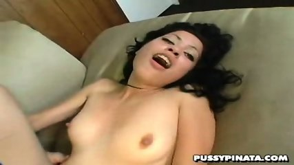 Collegegirl banged on the couch hardcore - scene 6