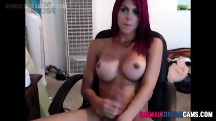 Domino Presley Hot Solo Cam Show - ShemaleDreamCams.Com