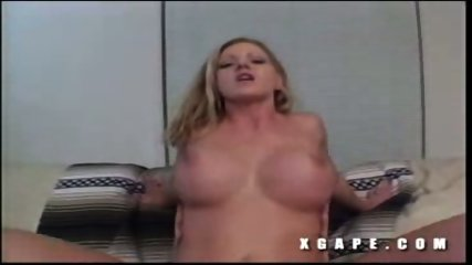 MILF takes it deep in the ass - scene 8