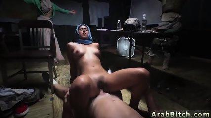 Blonde nurse blowjob Sneaking in the Base!