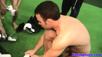 Twink college athlete assfucked deeply