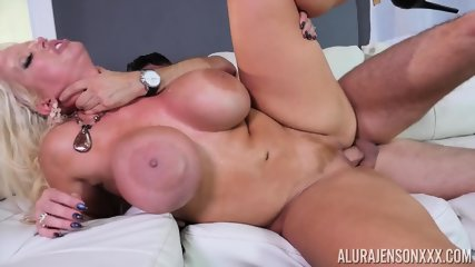 Cock Just For Busty Whore - scene 9