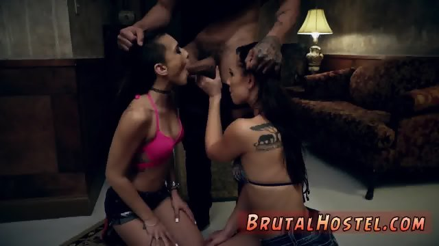 Caught in self bdsm and slave girl Best pals Aidra Fox and Kharlie Stone are vacationing