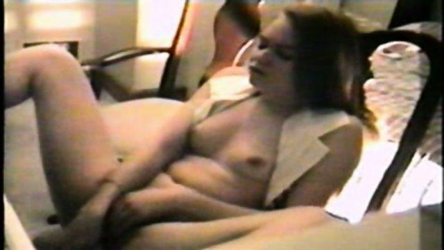 Girl has orgasm on webcam