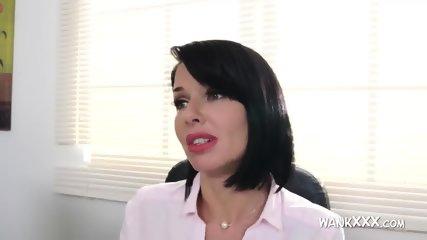 marvelous milf fucks her employee