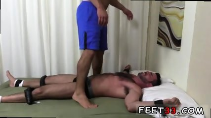 Gay shaved legs suck movie Billy & Ricky In Bros & Toes 2