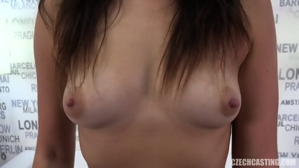 Nice Girl Rides Cock At Casting - scene 4