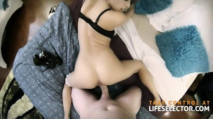 Sara Luvv - Sexy Brunette Loves Dick