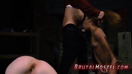 Big woman dominates first time sexual conformity and cruel bondage!