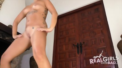 Party Babe Shows Body - scene 12