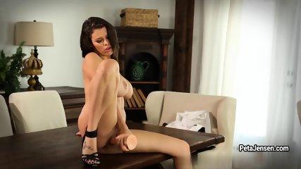 Peta Jensen Has Some Fun With Her Dildo - scene 7