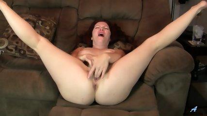 Masturbation On Sofa