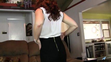 Masturbation On Sofa - scene 2