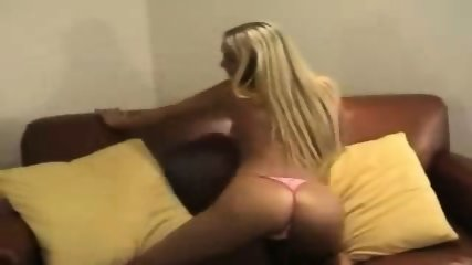 Blond Hooker stripping - scene 12