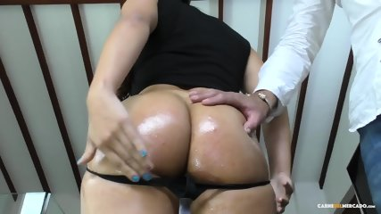 Hot Pickup And Fuck Session With Colombian Teen - scene 5