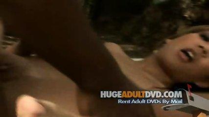 HOT Interracial Cunnilingus and Fejac! Black Guy Licks/Fucks - scene 11