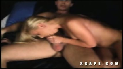 Pussy Cat completely ass rammed - scene 11