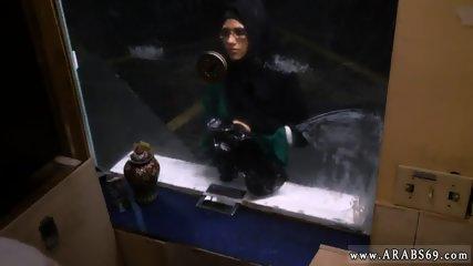 Teen babe gang bang Desperate Arab Woman Fucks For Money
