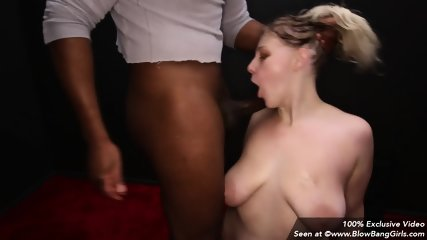 Big Tit Teen Takes 8 Facials