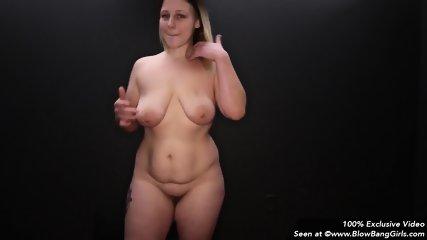 Big Tit Teen Takes 8 Facials - scene 1