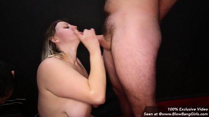 Big Tit Teen Takes 8 Facials - scene 7