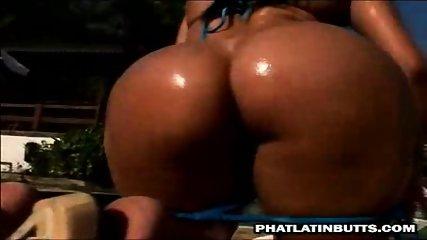 Dara, amazing latin butt - scene 9