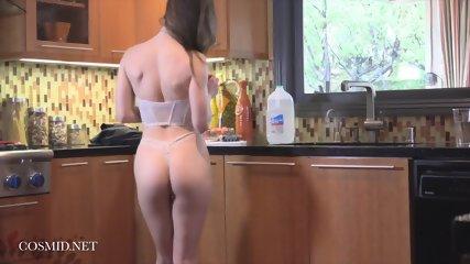 Some Yoga In The Kitchen - scene 6