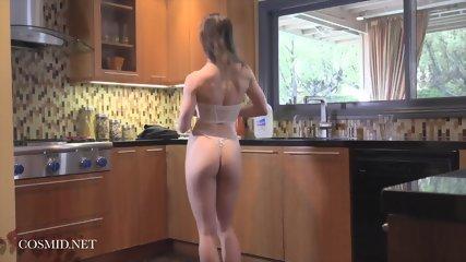 Some Yoga In The Kitchen - scene 7