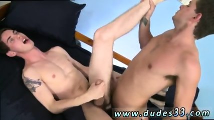 Teen gay sex boy s Sam can t take the delight anymore and shoots his explosion all over.