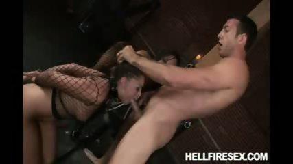 Teach that slut how to fuck - scene 7