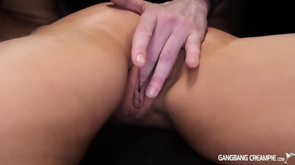 Chick Filled With Cum Loads - scene 10