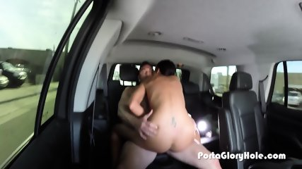 Dick Blowing And Riding In Car - scene 12