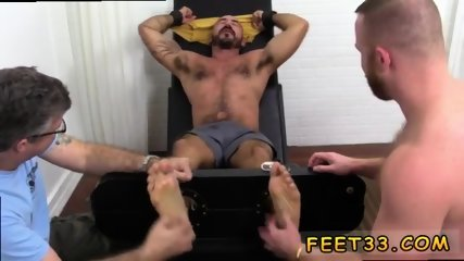 The first gay sex of boys Alessio Revenge Tickled