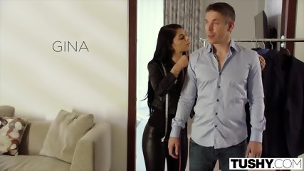 TUSHY Personal Shopper Gets Ass Dominated By Client - scene 1