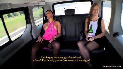 Crazy Sluts Fucked In Car - scene 2