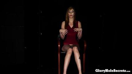 Redhead Queen Of Blowjob - scene 1