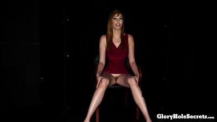 Redhead Queen Of Blowjob - scene 2
