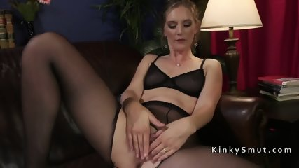 Lesbians double penetration fucking sub