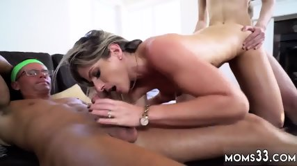 Blonde milf lingerie hd Stepmom Turns Wet Dreams Into Reality