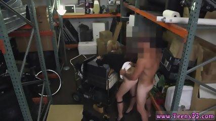 Big tit blonde gym shower first time Hot Milf Banged At The PawnSHop