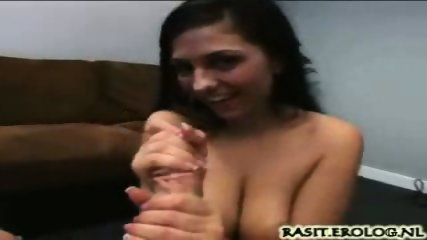 Kick-ass handjob - scene 3