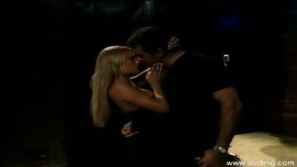 Incredible Blonde Sucks Rockstar Cock XXX Oral Sex - scene 10