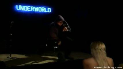 Incredible Blonde Sucks Rockstar Cock XXX Oral Sex - scene 3